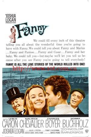 春江花月夜 Fanny (1961)