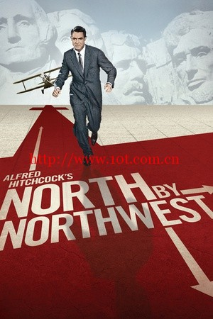 西北偏北 North by Northwest (1959)