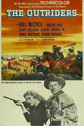 The Outriders The Outriders (1950)
