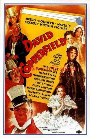 大卫·科伯菲尔德 The Personal History, Adventures, Experience, & Observation of David Copperfield the Younger (1935)