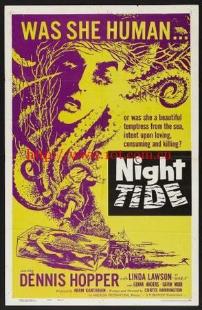 夜潮 Night Tide (1961)