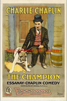 冠军 The Champion (1915)