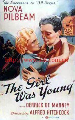 年轻姑娘 Young and Innocent (1937)