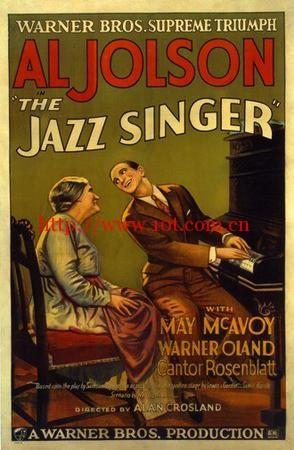 爵士歌手 The Jazz Singer (1927)