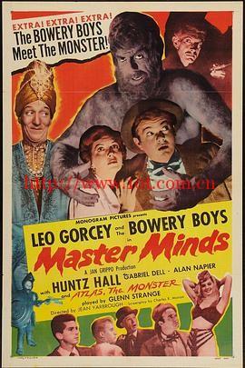 Master Minds Master Minds (1949)