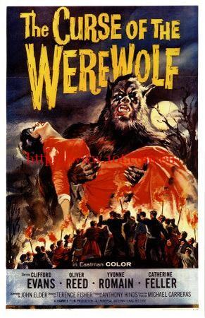 狼人的诅咒 The Curse of the Werewolf (1961)
