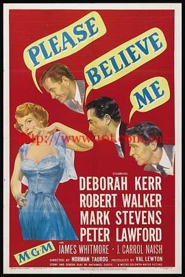 请相信我 Please Believe Me (1950)