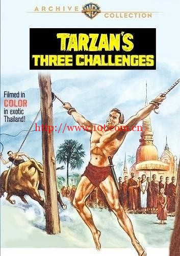 泰山的三大挑战 Tarzan's Three Challenges (1963)