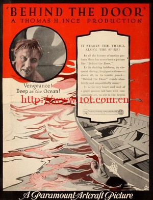 门后 Behind the Door (1919)