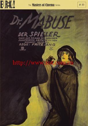 玩家马布斯博士 Dr. Mabuse, der Spieler (1922)