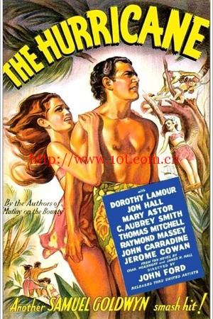 飓风 The Hurricane (1937)