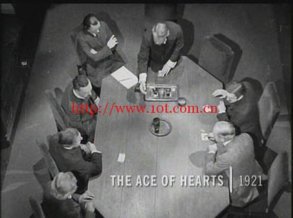 红桃A The Ace of Hearts (1921)