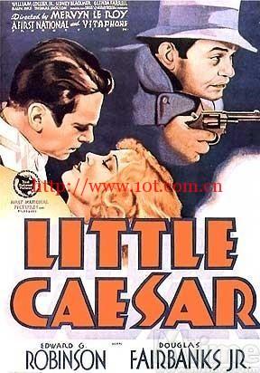 小凯撒 Little Caesar (1931)