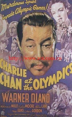 陈查理在奥林匹克 Charlie Chan At The Olympics (1937)