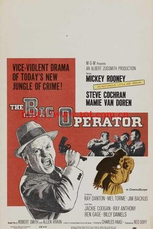 The Big Operator The Big Operator (1959)