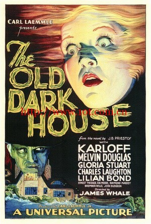 古屋失魂 The Old Dark House (1932)