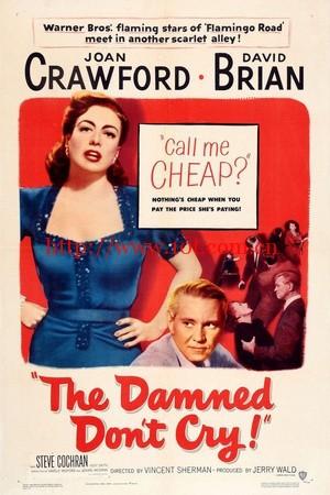 虎穴幽兰 The Damned Don't Cry (1950)