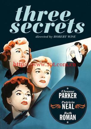 三个女人的秘密 Three Secrets (1950)