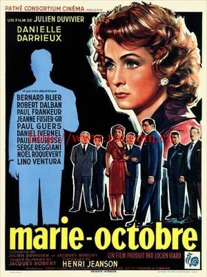 自杀契约 Marie-Octobre (1959)