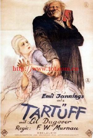 塔度夫 Herr Tartüff (1925)