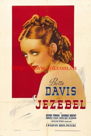 红衫泪痕 Jezebel (1938)