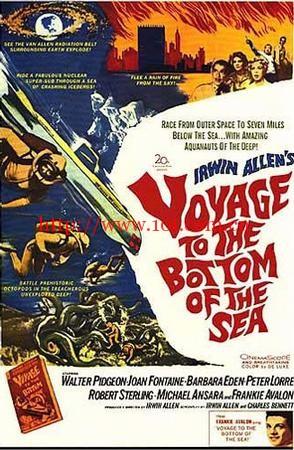 地球危机 Voyage to the Bottom of the Sea (1961)