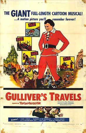 小人国 Gulliver's Travels (1939)