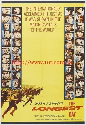 最长的一天 The Longest Day (1962)