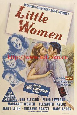 小妇人 Little Women (1949)