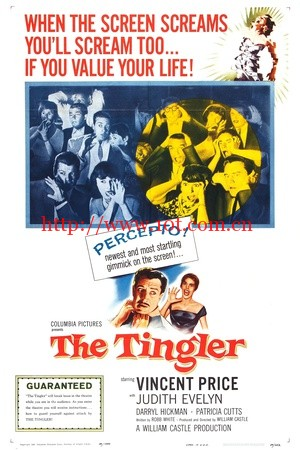 心惊肉跳 The Tingler (1959)