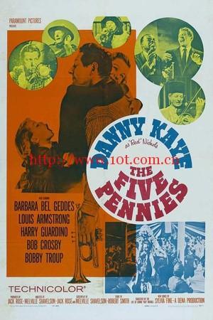 五便士乐队 The Five Pennies (1959)