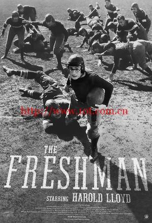 新生 The Freshman (1925)