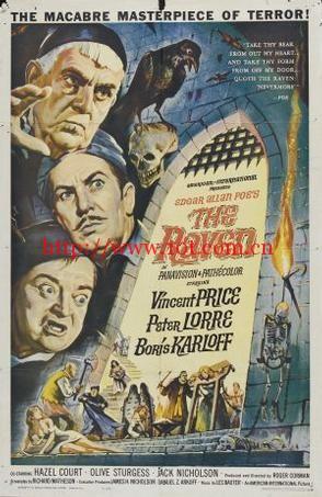 魔鸟 The Raven (1963)