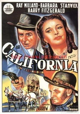加州 California (1947)