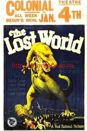 失落的世界 The Lost World (1925)