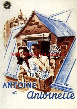 安东与安东妮 Antoine et Antoinette (1947)