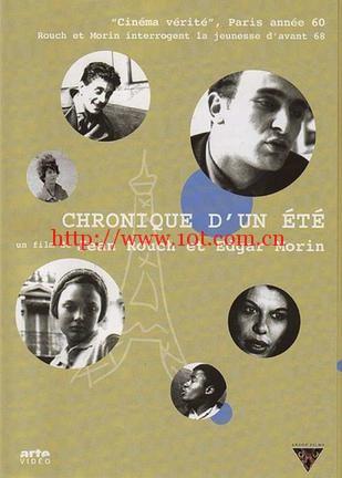夏日纪事 Chronique d'un été (Paris 1960) (1961)