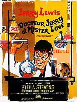 疯狂教授 The Nutty Professor (1963)