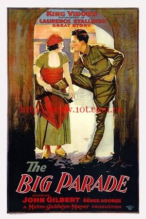 战地之花 The Big Parade (1925)