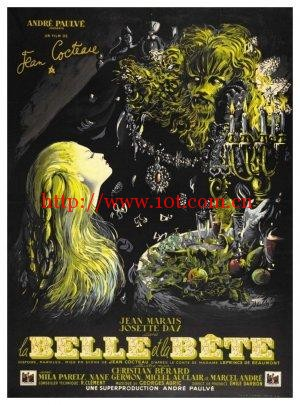 美女与野兽 La belle et la bête (1946)