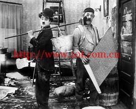 工作 Work (1915)