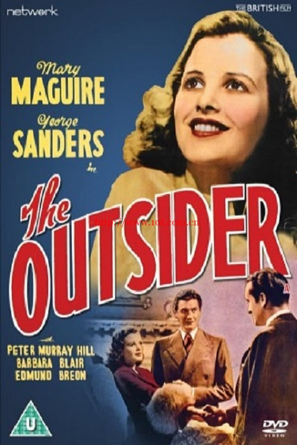 局外人 The Outsider (1939)