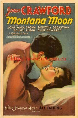 蒙大拿之月 Montana Moon (1930)