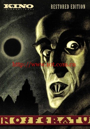 诺斯费拉图 Nosferatu, eine Symphonie des Grauens (1922)