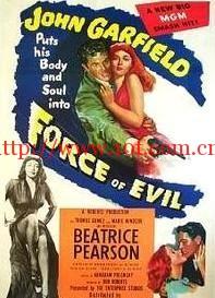 痛苦的报酬 Force of Evil (1948)