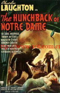 巴黎圣母院 The Hunchback of Notre Dame (1939)