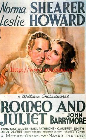 罗密欧与朱丽叶 Romeo and Juliet (1936)
