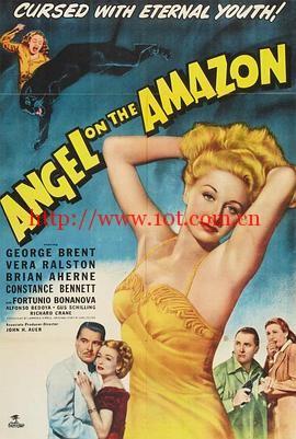 丛林奇女 Angel on the Amazon (1948)