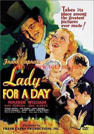 一日贵妇 Lady for a Day (1933)