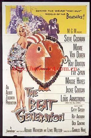 垮掉的一代 The Beat Generation (1959)